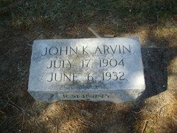 John Kerns Arvin