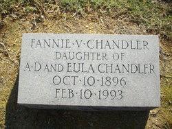 Fannie Virginia Chandler