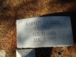 Garnett Gregory Chapman