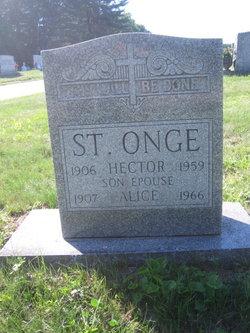 Alice <I>Dallaire</I> St. Onge