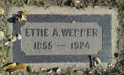 Ettie A Webber