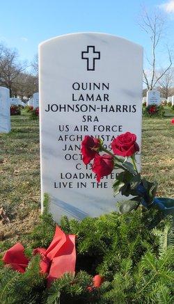 """Quinn Lamar """"JH"""" Johnson-Harris"""