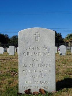 John W Crumrine