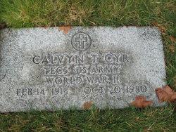 Calvyn T Cyr