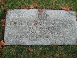 Earl P Demoranville