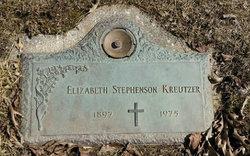 Elizabeth <I>Stephenson</I> Krautzer