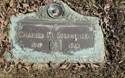 Charles M Stephenson