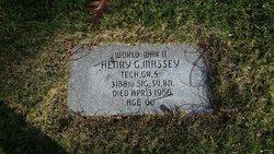 Henry G Massey