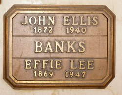 John Ellis Banks