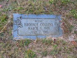 """Brookie """"Bessie"""" <I>Wooten</I> Collins"""