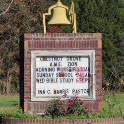 Chestnut Grove AME Zion Cemetery