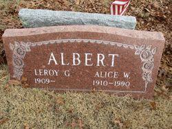Alice W. Albert