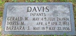Gerald Wesley Davis