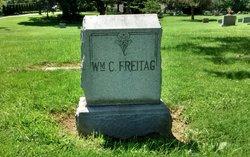 William C Freitag