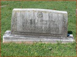 Louise <I>Catlett</I> Attkisson