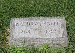 Kathryn Abell