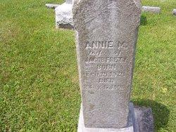 Anna M Frett