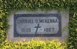 Carroll Owen McKenna