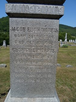 Jacob Elvin Norris