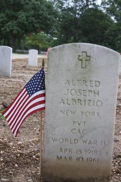 Alfred Joseph Albrizio