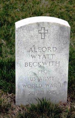 Alford Wyatt Beckwith