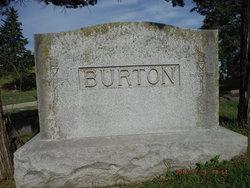Edith H <I>Holloway</I> Burton