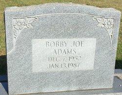 Bobby Joe Adams