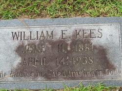 William E Kees Sr.