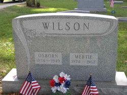 Mertie <I>Westover</I> Wilson