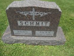 Anna <I>Feiereisen</I> Schmit