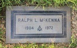 Ralph Luther McKenna