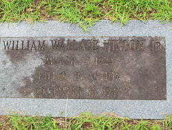 William Wallace Hixson Jr.