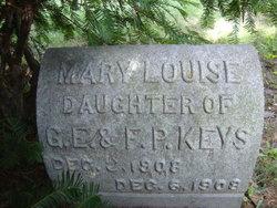 Mary Louise Keys