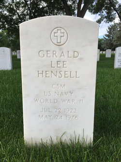 Gerald Lee Hensell