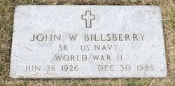 John W Billsberry