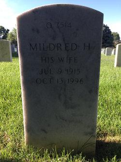 Mildred H Dietz