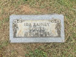 Ida Rainey <I>Clemmons</I> Cooke