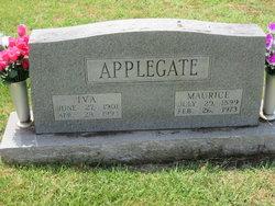 Iva A <I>Freeland</I> Applegate