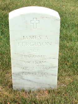 James A Ferguson