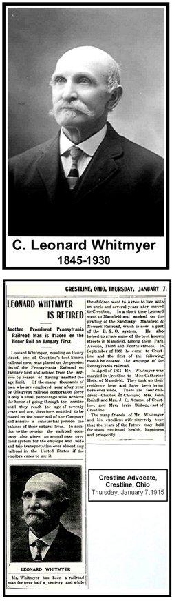 Charles Leonard Whitmyer