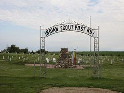 Indian Scout Cemetery