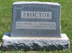 Josephine <I>Smalley</I> Proctor