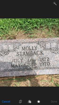 Molly <I>Lynch</I> Stamback