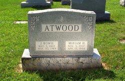 Miriam S. <I>Hedges</I> Atwood