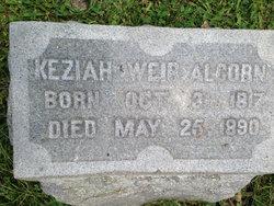 Keziah Weir Alcorn