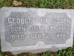 George Weir Alcorn