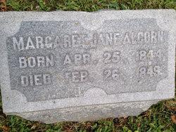 Margaret Jane Alcorn