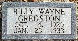 Billy Wayne Gregston
