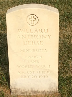 Willard Anthony Derse