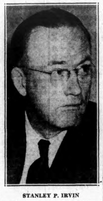 Stanley P. Irvin
